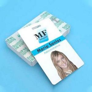 cartão em pvc personalizado